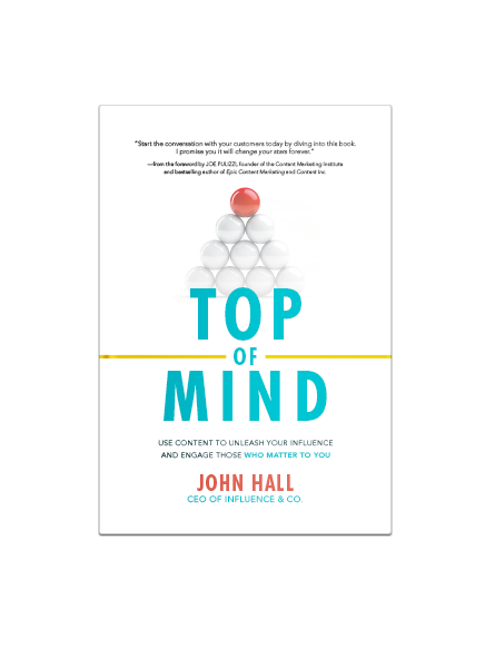 Top of Mind Book Cover
